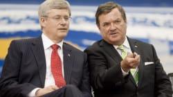 Harper Says Income Splitting 'Good