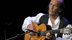 Addio al chitarrista di flamenco