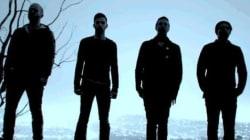 Coldplay dévoile sa nouvelle