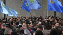 Ukraine : les tensions entre pro et anti-russes se déplacent en