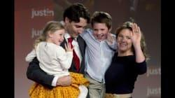 Justin Trudeau's A Dad..
