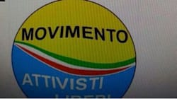 Spunta il logo dei dissidenti M5S