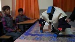 Un robot pour faire prier les