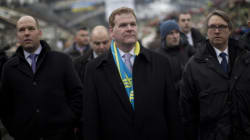 Baird Meets New Ukrainian Prime