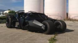 Cette Batmobile est en vente et en état de marche, mais coûte (très) cher