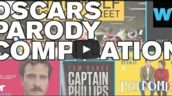 Oscar 2014, la parodie dei film in gara