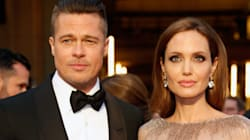 Angelina Jolie And Brad Pitt Steal The Oscars