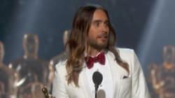 Oscars 2014: Et le prix du meilleur discours est remis à...