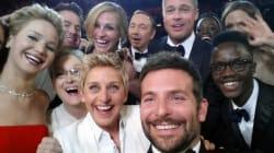 Il selfie più ritwittato della storia