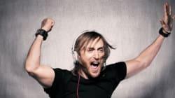 David Guetta fa festa a 424 metri di profondità