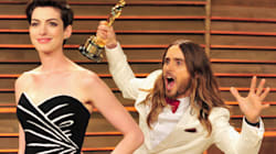 LOOK: Jared Leto Photobombs Anne