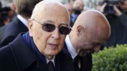 Incontro storico tra servizi segreti e Napolitano insieme a Renzi