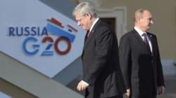 Harper Has More Harsh Words For