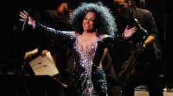 Première présence de Diana Ross au Festival de Jazz de Montréal, cet