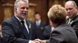 Quebec Liberal Leader Puts Together 'Attacking
