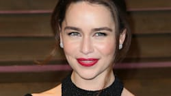 What Emilia Clarke Looks Like Without That Blond