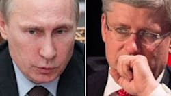 Russian Envoy To Canada: 'Crimea Is Russia - Once And