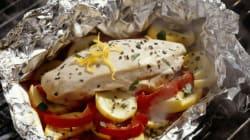 Défi des cuissons : Papillote de volaille vapeur à la