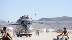 «Burning Man» : une jeune femme meurt après être tombée d'un