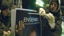 Des pancartes électorales font leur