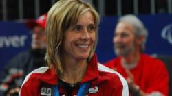 Curler Sonja Gaudet Named Canada's Flag-Bearer For