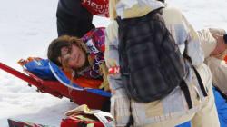 Grave chute à Sotchi : la skieuse russe restera paralysée à