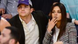 LOOK: Mila Kunis Flashes Engagement