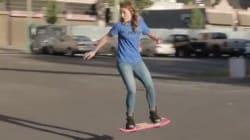 ASSISTA: Um skate que voa (e veja como é fácil enganar as pessoas na