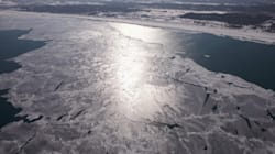 Ice On Great Lakes Could Mean A Cooler Ontario