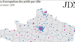 Et la ville de France la plus favorable à l'emploi des femmes