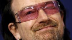Bono Vox al congresso del Ppe a Dublino: