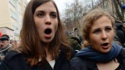 Les Pussy Riot ouvrent un centre pour les droits des