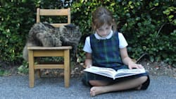 Why Kids Are Reading To Cats In