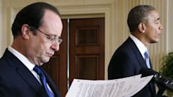 Ukraine : Hollande et Obama évoquent de nouvelles sanctions contre la