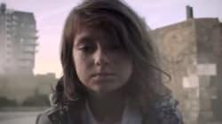 Cómo la guerra cambia la vida de una niña en 94 segundos