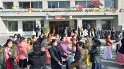 Danses de joie et candidats uniques : les improbables élections en Corée du