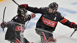 Canada's Still Undefeated In Sledge