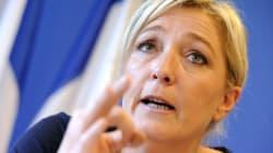 C'est confirmé, Marine Le Pen se désabonne de