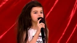 Cette fillette est-elle la prochaine Amy Winehouse