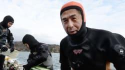 Japon: l'homme qui fouille la mer à la recherche de son amour perdu dans le