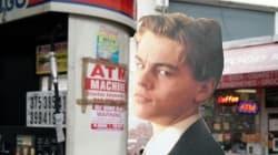 Leonardo DiCaprio giovane passeggia per New York