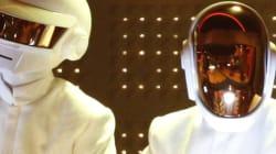 Un duo inattendu de Jay-Z et Daft Punk