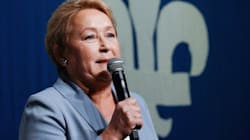 Marois Vows To Crack Down On 'Institutionalized