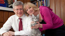 Laureen Harper Heckled At Cat