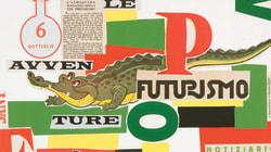Futurismo e pop art in un unico