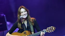 Carla Bruni va chanter contre
