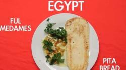 Cosa mangiano a colazione nel mondo?