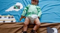 Walter White version bébé, vous en pensez quoi