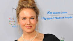 Renee Zellweger Comes Out Of