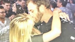 Paulina Gretzky's Most Romantic Kiss